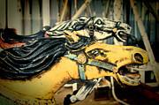 TONY GRIDER - Vintage Carousel Horses 009