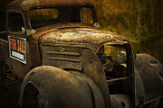 Randall Nyhof - Vintage Chevy Pickup for Sale Fine Art Photograph