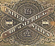 Vintage Currency  Print by Chris Berry