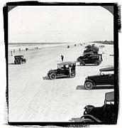 Vintage Daytona Beach Florida Print by Unknown