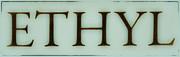 TONY GRIDER - Vintage Ethyl Gas Sign Blue