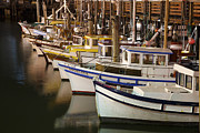 Adam Romanowicz - Vintage Fishing Boats
