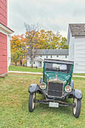 Edward Fielding - Vintage Ford Model A Car