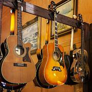 Lynn Palmer - Vintage Guitars and Art
