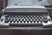 Typewriter Keys Prints - Vintage Keys Print by Gregory  Kent