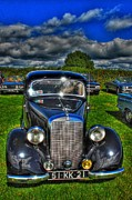Joe Cashin - Vintage Mercedes