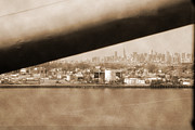 RicardMN Photography - Vintage New York Skyline...