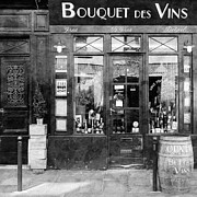 Wine Barrel Photos - Vintage Paris 11c by Andrew Fare