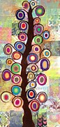 Patch Originals - Vintage Patch Quilt tree of Life by Kerri Ambrosino GALLERY