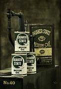 Betty Denise - Vintage Quaker State...