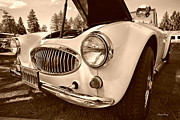 Cheryl Young - Vintage Soft Top sepia