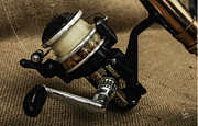 Betty Denise - Vintage Spinning Reel