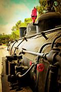 Wingsdomain Art and Photography - Vintage Steam Locomotive 5D29262brun