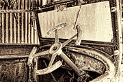 Helen Akerstrom Photography - Vintage Steering Wheel