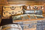 Patricia Hofmeester - Vintage suitcases
