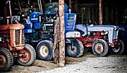 Marilyn Hunt - Vintage Tractors