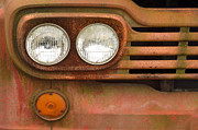 William Jobes - Vintage Truck Lights
