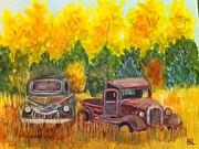 Belinda Lawson - Vintage Trucks