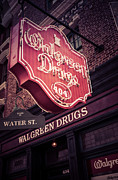 Edward Fielding - Vintage Walgreen Drugs...