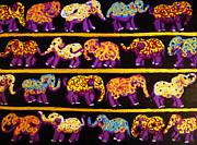 Cassandra Buckley - Violet Elephants