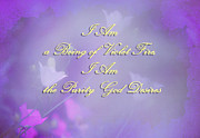 Jenny Rainbow - Violet Flame Mantra