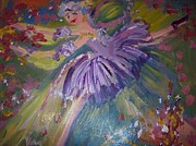 Judith Desrosiers - Violetta the peace fairy
