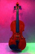 Violin - 20130111 V1 Print by Wingsdomain Art and Photography