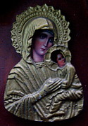 Fethi Canbaz - Virgin Mary Icon