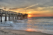 David Clark - Virginia Beach Sunrise