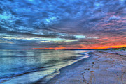 Jeff Breiman - Virginia Beach Sunrise HDR