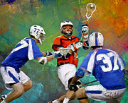 Scott Melby - Virginia / Duke Lacrosse...
