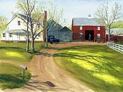 G Linsenmayer - Virginia Farm...