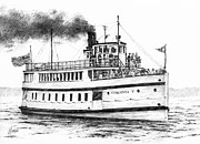 James Williamson - VIRGINIA V Steamship
