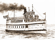 James Williamson - VIRGINIA V Steamship...