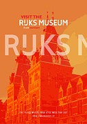 The Eu Mixed Media - Visit the Rijksmuseum by Nop Briex
