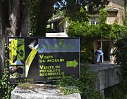 Allen Sheffield - Visite du Moulin