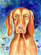 Lyn Cook - Vizsla in Mom