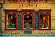 Jenny Rainbow - Vlaznich Pizzeria and Restaurant. Prague