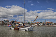 North Holland Framed Prints - Volendam Framed Print by Joana Kruse
