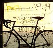 Volker Bicycles Print by Elizabeth Sullivan