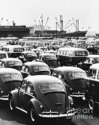M E Warren - Volkswagen Shipment