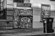 Memphis Tennessee Prints - VooDoo Alley Print by CJ Schmit