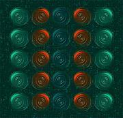 Vortices Print by Anastasiya Malakhova