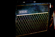 Vox Prints - Vox Guitar Amplifier Print by Gunter Nezhoda