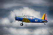 Guy Whiteley - Vultee BT-13   7D04152