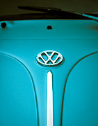 Vw Beetle Framed Prints - VW Thang Framed Print by Sonja Quintero