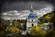 Yelena Rozov - Vydubychi Monastery