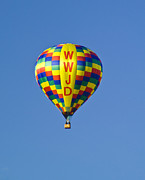 L J Oakes - W W J D Hot Air Balloon