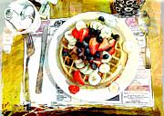 Lauren Brading - Waffles