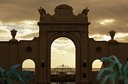 World War One Framed Prints - Waikiki Natatorium War Memorial Framed Print by Cheryl Young